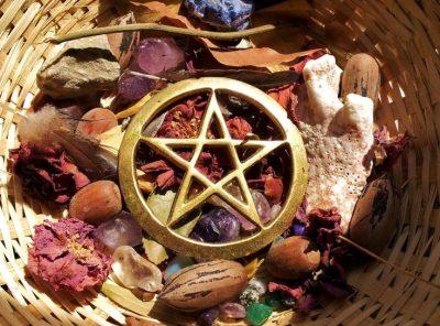 Използване на Пентаграма за Духовно повдигане