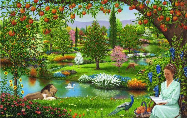 Учителя: Земята ще бъде като Райска градина