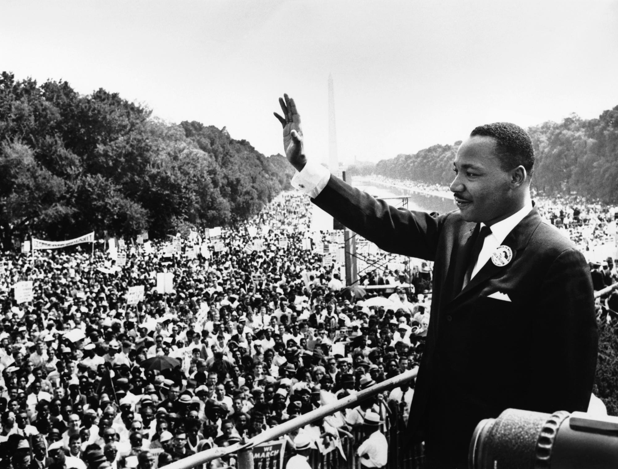 Мъдри и вдъхновяващи мисли от Мартин Лутър Кинг