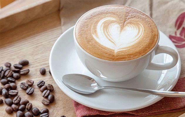 Учителя Петър Дънов за кафето