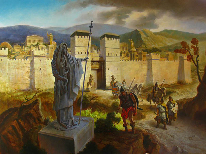 Учителя Петър Дънов за историята на българския народ