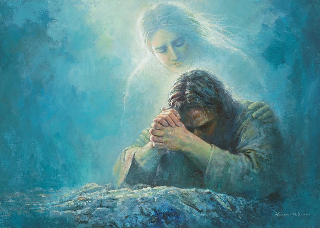Учителя: Страданията са подбудителна причина, за да се реализира Любовта и да дойде вярата