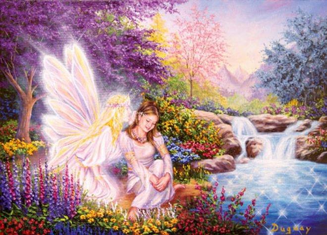 Учителя: Ангелите придружават само умните хора, които са готови да прилагат тяхното знание