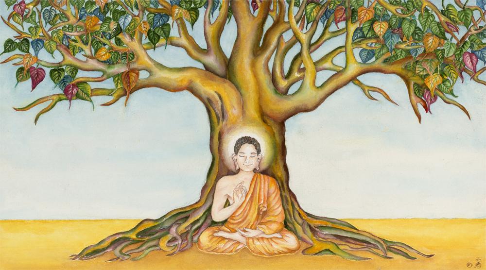 Р. Щайнер за езотеричната биография на Буда и задачите на Бодхисатвите