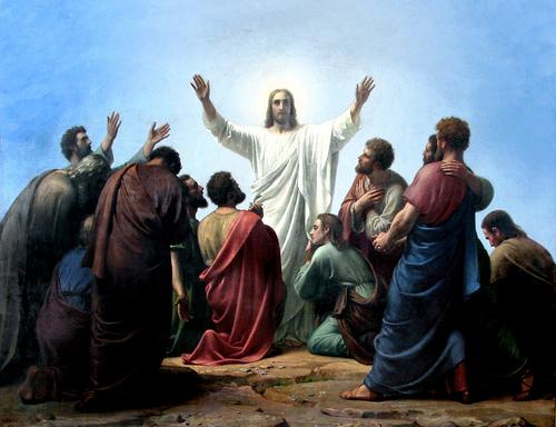 Ролята на Христос за развитието на земното човечество