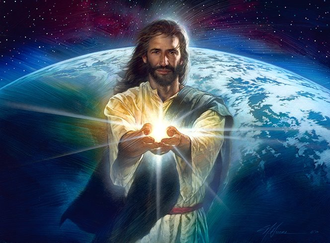Христос – Слънчевият Дух