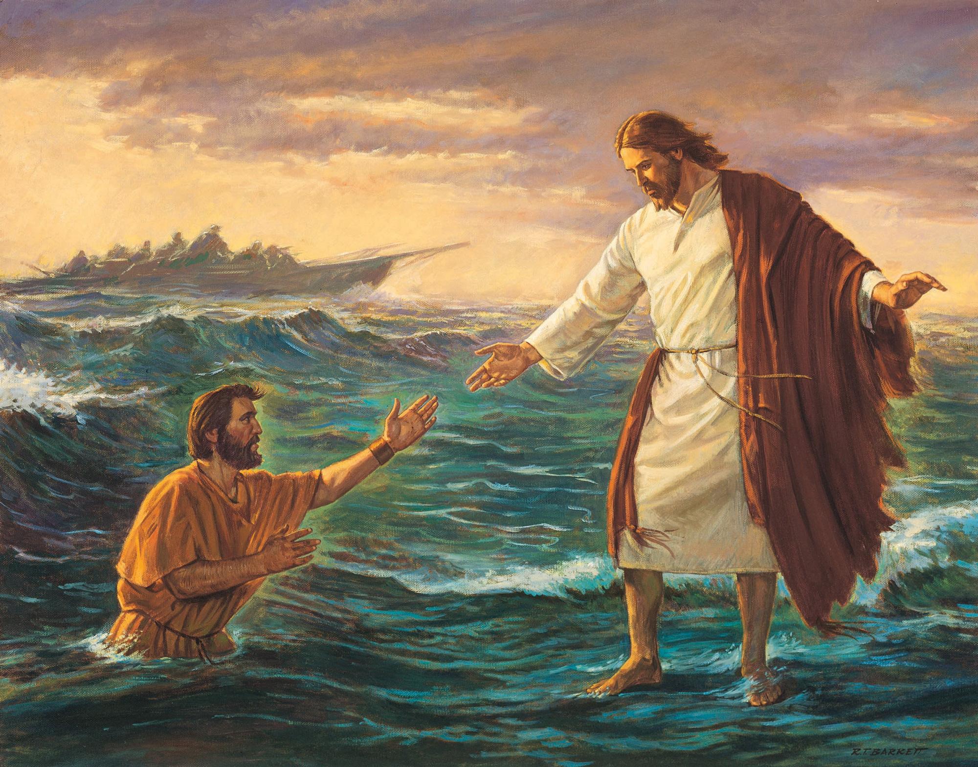Учителя: Сполетят ли те нещастия, да знаеш, че Господ ти е обърнал внимание