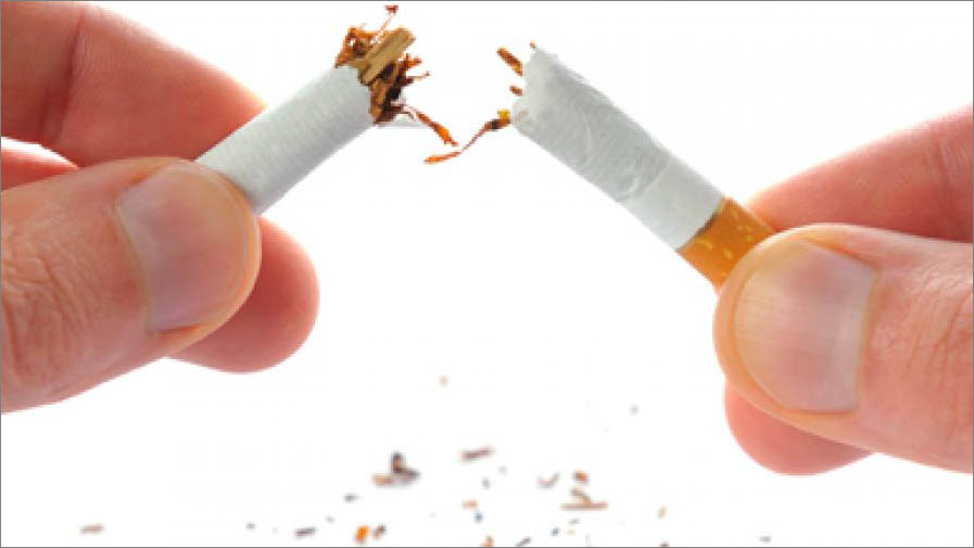 Учителя Петър Дънов за пушенето