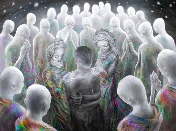 Учителя: Цялата вселена е пълна със същества, но не като нас