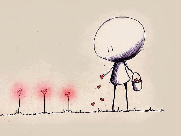 Учителя: Любовта е необходима, за да израснат Божествените неща, които са вложени във вас