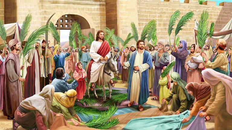 Учителя: Иде Христос, Когото трябва да посрещнете!
