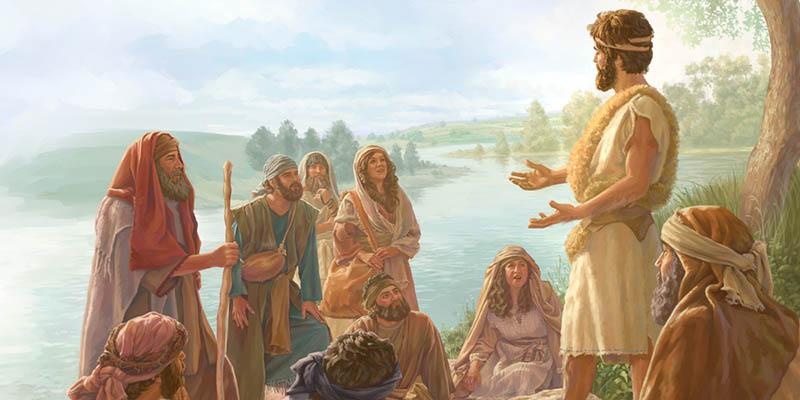 Мисията на Йоан Кръстител (втора част)