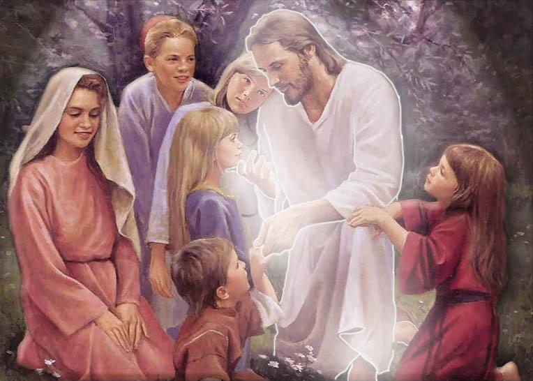 Учителя: Живият Христос е във вас и между вас